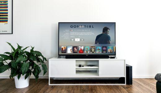 テレビの周りも汚れ放題。掃除して思ったこと。