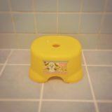 【お風呂】子供用のお風呂の椅子って必要?!活躍しなかった話。