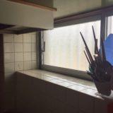 キッチンの行方は?逆戻りのキッチンを公開します。これでも気持ちの変化がありました。
